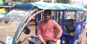 india terra motors EV